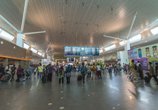 Airport station Royalty Free Stock Images