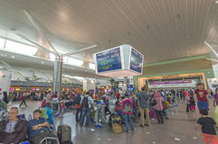 Airport station Stock Images