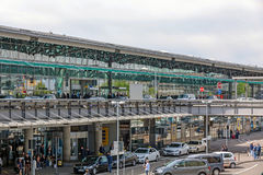 Airport Stuttgart, Germany - Terminal Royalty Free Stock Images