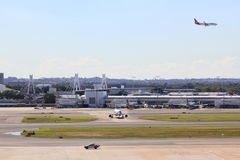 Airport Sydney Royalty Free Stock Photos
