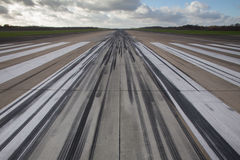Airport tarmac background Royalty Free Stock Photo