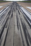 Airport tarmac background Royalty Free Stock Images