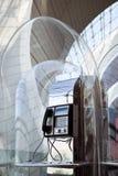 Airport telephone Stock Photos
