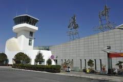 Airport of Tengchong, China Royalty Free Stock Photos