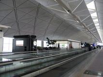 Airport terminal 1. Airport terminal, Hong Kong royalty free stock photography