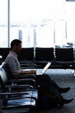 Airport terminal Stock Photography