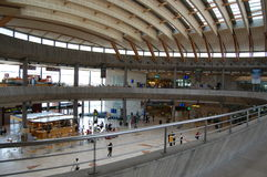 Airport Terminal Tenerife Norte Stock Photos