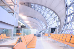 Airport in Thailand Royalty Free Stock Photography