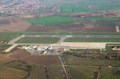 Airport Timisuara - Romania royalty free stock photography