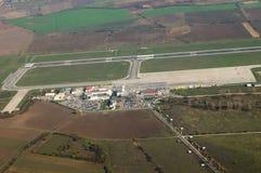 Airport Timisuara - Romania Stock Image