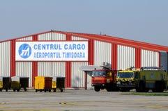 Airport in Timisoara - Romania Royalty Free Stock Photos