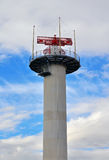 Airport tower controller Royalty Free Stock Photography