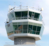 Airport tower Stock Photography