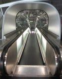 Airport travelator Stock Image