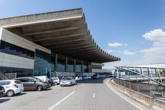 Airport of Valencia, Spain Stock Photo