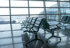 Free Airport Waiting Area Stock Photo - 53689370