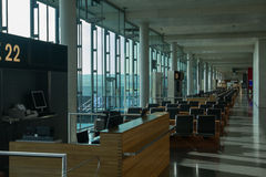 Airport Zurich (Kloten) Royalty Free Stock Photography