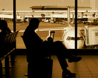 Airport12 royalty free stock image