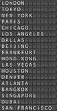 Airports stock illustration