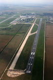 Airports from above Stock Photo