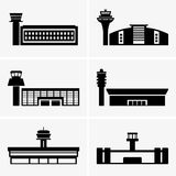 Airports Royalty Free Stock Photography