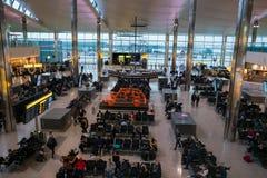 Airpot de Heathrow Imagem de Stock Royalty Free