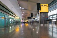 Airpot de Heathrow Fotos de Stock