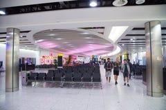 Airpot del Heathrow Immagine Stock Libera da Diritti