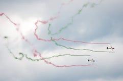 Airpower 2011 air show in Zeltweg, Austria Stock Image