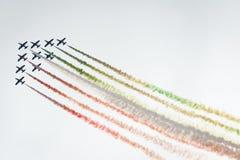 Airpower 2011 de lucht toont in Zeltweg, Oostenrijk Stock Foto's