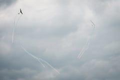 Airpower 2013 airshow, Zeltweg, Austria Royalty Free Stock Photos