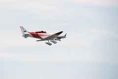 Airrace 1 Foto de Stock Royalty Free