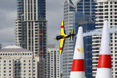 Airrace in San Diego 2007, CA royalty free stock photos