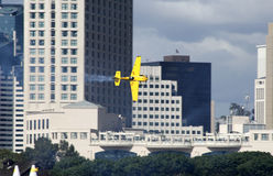 Airrace in San Diego, CA Stock Photography