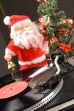 Airs de Noël Images stock