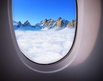 Airscape bonito Imagens de Stock Royalty Free