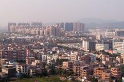 Airscape a cidade de zhuhai Foto de Stock