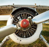 Airscrews Royalty Free Stock Images