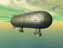 Airship Royalty Free Stock Photo