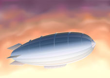 Airship Royalty Free Stock Photos