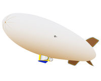 Airship Stock Photo