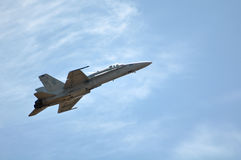 airshow加利福尼亚资本 库存图片