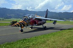 Airshow,制空权16, 免版税图库摄影