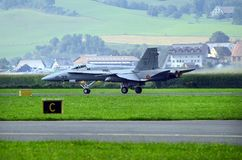 Airshow,制空权16, 免版税库存图片