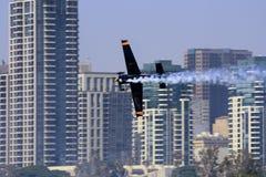 Airshow,圣地亚哥,加利福尼亚,美国 免版税库存图片