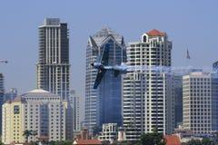 Airshow,圣地亚哥,加利福尼亚,美国 免版税库存照片