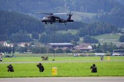 Airshow, δύναμη αέρος 16, Στοκ φωτογραφία με δικαίωμα ελεύθερης χρήσης