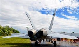Airshow στρατιωτική Ιταλία Ευρώπη Στοκ Εικόνα