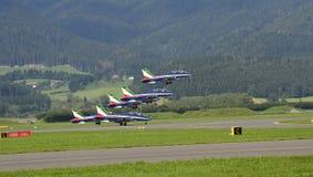 Airshow, воздушная мощь 16, Стоковая Фотография