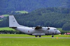 Airshow, воздушное судно, индустрия Стоковое Изображение RF